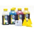 OCP BKP 249, BK, C, M, Y 143 5 шт. по 500 грамм - чернила (краска) для картриджей HP: 178