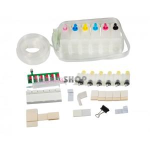 Капсульная СНПЧ для принтеров Epson Stylus Photo T50 T59 TX650 TX659 TX700W TX710W TX800FW