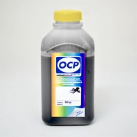 Экономичные чернила OCP BKP 249 для картриджей HP178, HP920, HP27, HP56, HP129, HP130, HP131, HP21, HP655 цвета Black Pigment (Чёрный Пигмент) 500 гр.