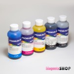 InkTec C5050, C5051 100гр. 5 штук – пигментно-водные чернила (краска) для Canon: TS6140