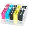 HP 178 - картриджи без чипов Bursten-NANO для HP PhotoSmart: D5463, C6380, CN245C, B109C, C5383, CN255C, B8550, B8553, D5460, D7560, C309A, C5380, C6375, C6383, CD035C, CN216C, CN503C, CQ521C, Q8444C