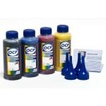 Комплект чернил ОСР для EPS L605, L655, L1455, L4150, L4160, L6160, L6170, L6190 (ВКP115, C/M/Y155), 100x4