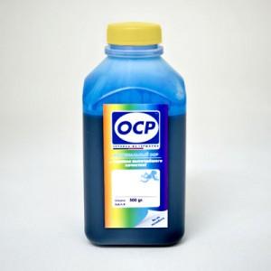 Экономичные чернила OCP C 93 Cyan  (Голубой) для картриджей HP177 500 гр.