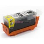 Совместимый чёрный картридж PGI-520PGBK для Canon PIXMA iP3600, MP540, MP550, iP4700, iP4600, MP560, MP620, MP630, MP640, MX860, MX870