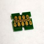 Чип T6944 Yellow для ПЗК и СНПЧ на Epson SureColor SC-T3000, SC-T3200, SC-T5000, SC-T5200, SC-T7000, SC-T7200