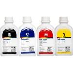 Ink-mate HIM-970P 4 шт. по 500 грамм - чернила (краска) для картриджей HP: 971, 970, 950, 951, 940, 932, 933