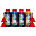 OCP BK 68, C 51, M 49, Y 47 100гр. 4 штуки - чернила (краска) для картриджей Canon: BCI-6