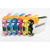 P50 – нано-картридж Bursten-NANO 2 для Epson Stylus Photo: P50, PX660, PX720WD, PX730WD, PX820FWD, PX820FWD, PX650