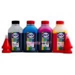 OCP BK 35, C, M, Y 712 (SAFE SET) 4 шт. по 500 грамм - чернила (краска) для картриджей Canon PIXMA: PG-510, PG-512, CL-511, CL-513