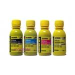Комплект TIM-A, C, M, Y 4 штуки по 100гр. - сублимационные чернила (краска) для Epson
