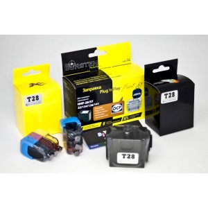Заправочный набор для картриджей HP 650 Black Pigment принтеров 1015, 2515, 1515, 2545, 1516, 3515, 2546, 2645, 4645