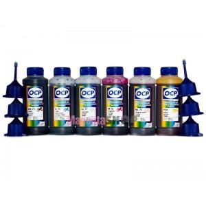 Чернила (краска) OCP для принтеров Epson: Stylus Photo - 100 гр. 6 штук.