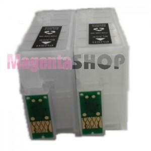 ПЗК K301 – перезаправляемые картриджи для Epson WorkForce: K301, K201, K101