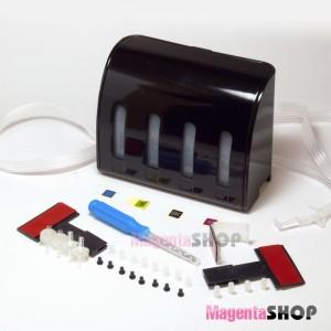 СНПЧ-КОНСТРУКТОР для принтеров Canon, использующих картриджи PG-510, PG-512, CL-511, CL-513