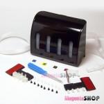 СНПЧ-Конструктор для оригинальных картриджей HP 21, 22, 27, 28, 56, 57, 63