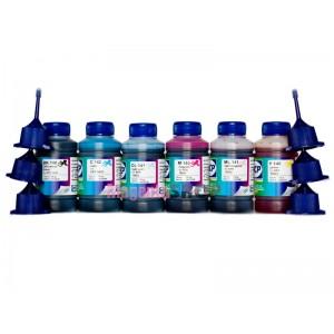 Чернила OCP BK 140, C 142, M, Y 140, ML, CL 141 (для Epson Claria принтеров) 6 шт. по 70 гр. для принтеров Epson Stylus Photo, Colorio