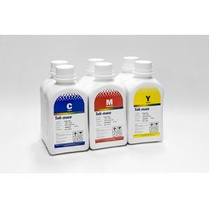 Ink-mate EIM300, EIM-1500 (для Epson QuickDry принтеров) 6 шт. по 500 грамм - чернила (краска) для принтеров Epson: Stylus Photo