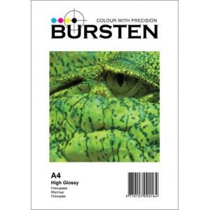 Фотобумага BURSTEN глянцевая формата A4 200 г/м2 (50 листов)