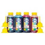 OCP BKP 249, C, M, Y 343 100гр. 4 штуки - чернила (краска) для картриджей HP: 655