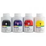 Чернила Ink-mate EIM-200 4 шт. по 70 гр. для принтеров Epson L100, L110, L120, L132, L200, L210, L222, L300, L312, L350, L355, L362, L366, L456, L550, L555, L566, L655, L1300
