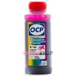 Чернила OCP M 135 для картриджей Canon CLI-451M, CLI-551M цвет Magenta (Пурпурный) 100 гр.