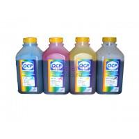 OCP BKP 249, C, M, Y 343 4 шт. по 500 грамм - чернила (краска) для картриджей HP: 655