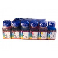 OCP BK 140, C 140 M, Y 140, ML, CL 141 (для Epson Claria принтеров повышенной светостойкости) 6 штук по 25 грамм - чернила (краска) для принтеров Epson: Stylus Photo, Colorio