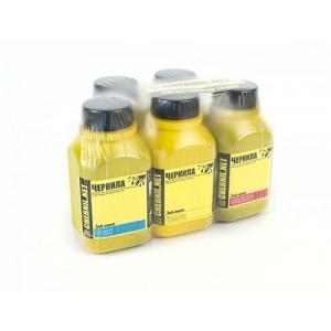 Ink-mate CIM-005, CIM-008 5 штук по 250 гр. - чернила (краска) для картриджей Canon PIXMA: PGI-5, CLI-8