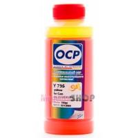 Чернила OCP Y 795 для Canon CL-38, CL-41, CL-51 Yellow 100 гр.