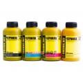 Ink-mate CIM-005, CIM-008 100гр. 4 штуки - чернила (краска) для картриджей Canon PIXMA: PGI-5, CLI-8