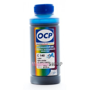 чернила OCP для Epson Claria Cyan Light-stable C 140 100 грамм