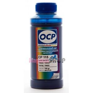 чернила OCP для DuraBrite Ultra Cyan CP 115 100 грамм