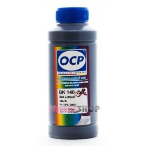 чернила OCP для Epson Claria Black BK 140 100 грамм