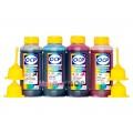 OCP BKP 249, C, M, Y 143 100гр. 4 штуки - чернила (краска) для картриджей HP: 178, 920, 901