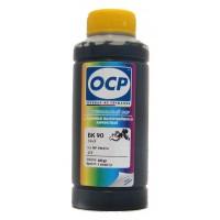 Чернила OCP BK 90 для картриджей C8721HE и C8719HE (HP177 и HP177XL) цвет Black (Чёрный) 100 гр.