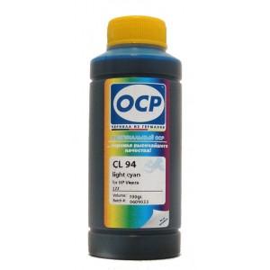 Чернила OCP CL 94 Cyan Light (Светло Голубой) для C8774HE (HP177) 100 гр.