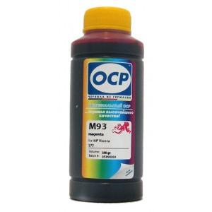 Чернила OCP M 93 Magenta (Пурпурный) для C8772HE (HP177) 100 гр.