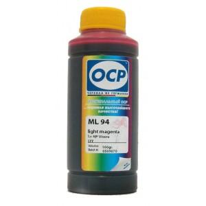 Чернила OCP ML 94 Light Magenta (Светло Пурпурный) для C8775HE (HP177) 100 гр.