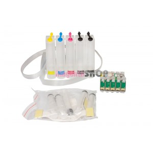 СНПЧ C110 – система непрерывной подачи чернил для Epson Stylus: C110, T30