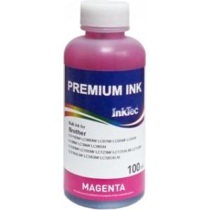 InkTec B1100-100MM 100 гр. Magenta (Пурпурный) - чернила (краска) для принтеров Brother