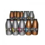 Тонер для oki c9600/9650/9655/9800 (фл,380,желт,nonchem,oml imex) silver atm