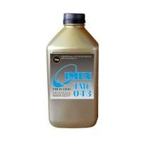 Тонер для hp color универсал тип tmc 043 (фл,1кг,син,polyester,imex) gold atm