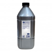 Тонер для hp универсал тип hg230 (фл,1кг,handan) silver atm